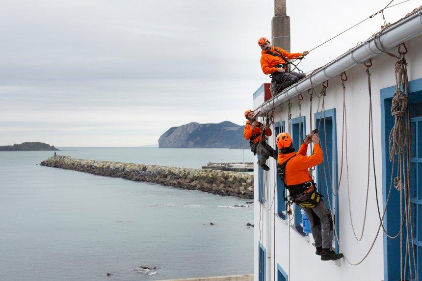 Restauración y mantenimiento de fachadas Bizkaia