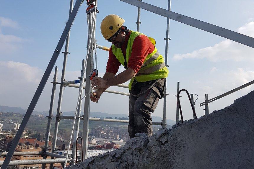 Trabajos Verticales Industrial Bizkaia